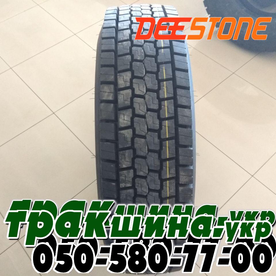 Фото протектора шины Deestone SS431