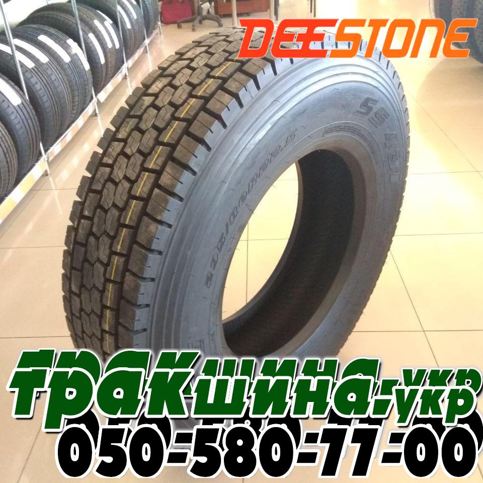 на фото показана шина Deestone SS431