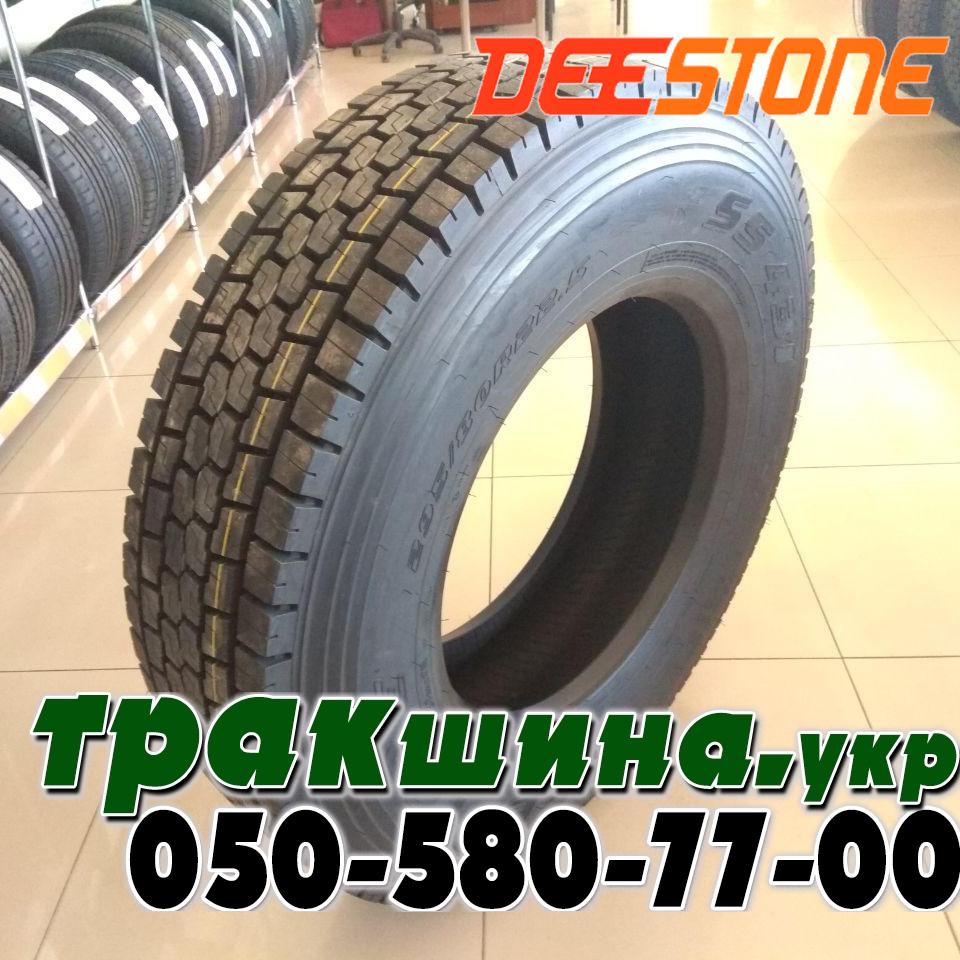 Шина Deestone 295/80R22.5 SS431