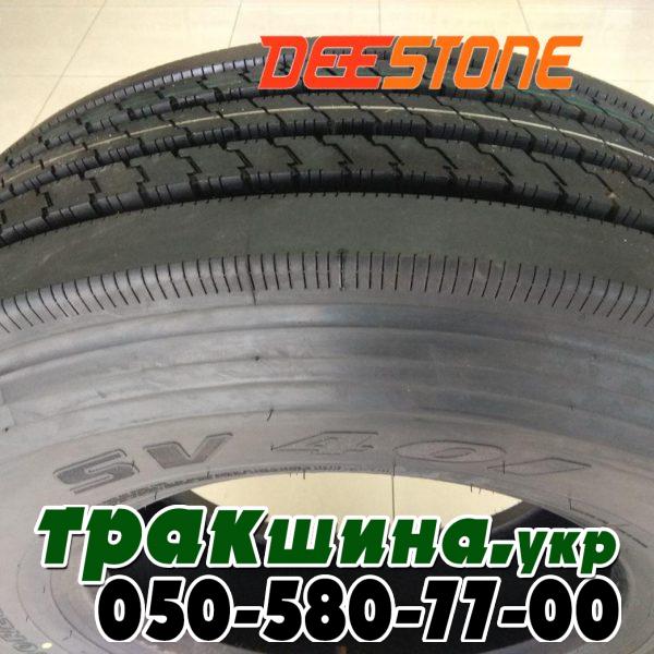Боковина протектора шины Deestone SV401 315/80R22.5