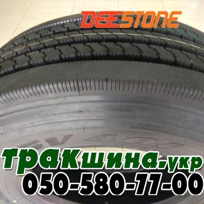 Фото боковины протектора грузовой шины Deestone SV401