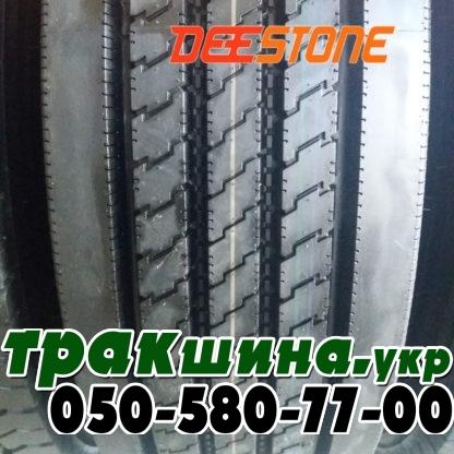 Рисунок протектора грузовой шины Deestone SV401