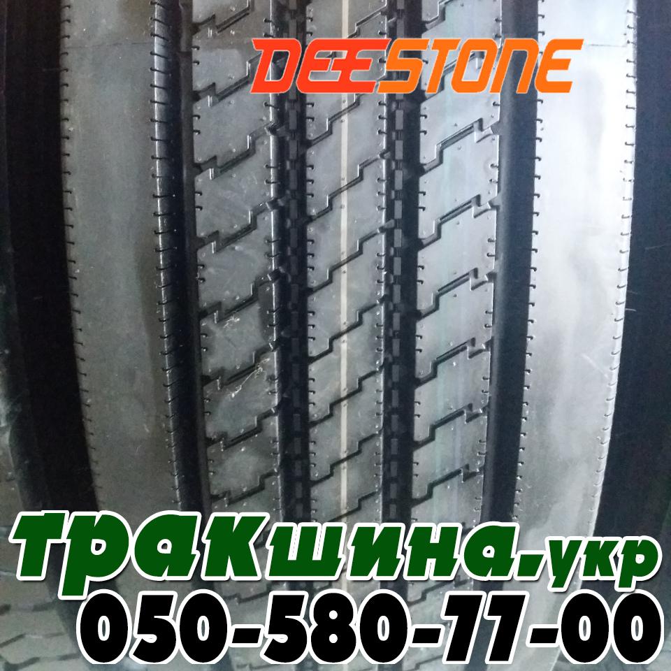 Рисунок протектора шины Deestone 295/80 R22.5 SV401