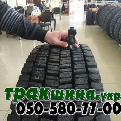 на фото показана глубина протектора шины WINDPOWER WDR37 315/80R22,5