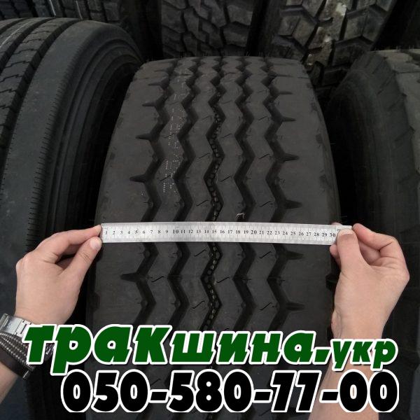 Ширина протектора шины Windpower WSL27 385/65 R22.5 158L Рулевая