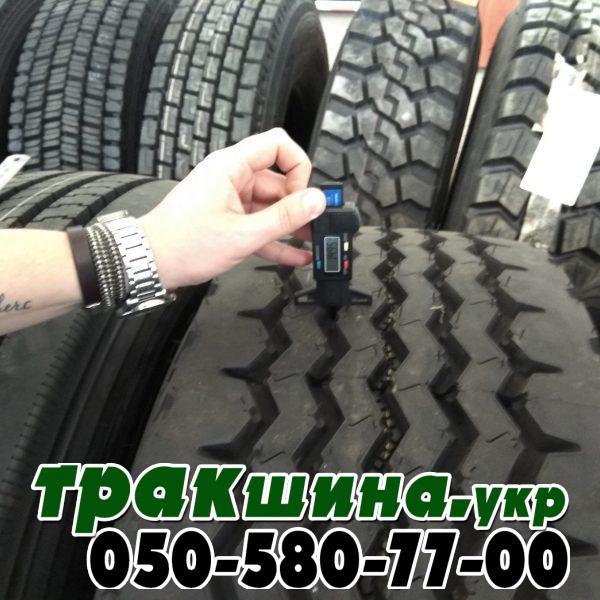 Ширина протектора шины 385/65 R22.5 Windpower WSL27 158L Рулевая