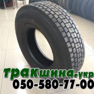 На фото показа грузовая шины Amberstone 755 315/80 R22.5 157/154M 20PR ведущая ось