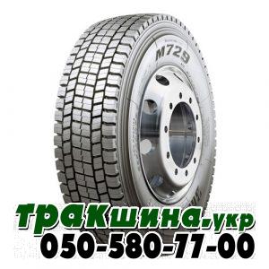 295/80R22.5 Bridgestone M729 152/148M ведущая