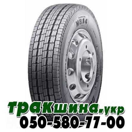 На фото шина 215/75R17.5 Bridgestone M814