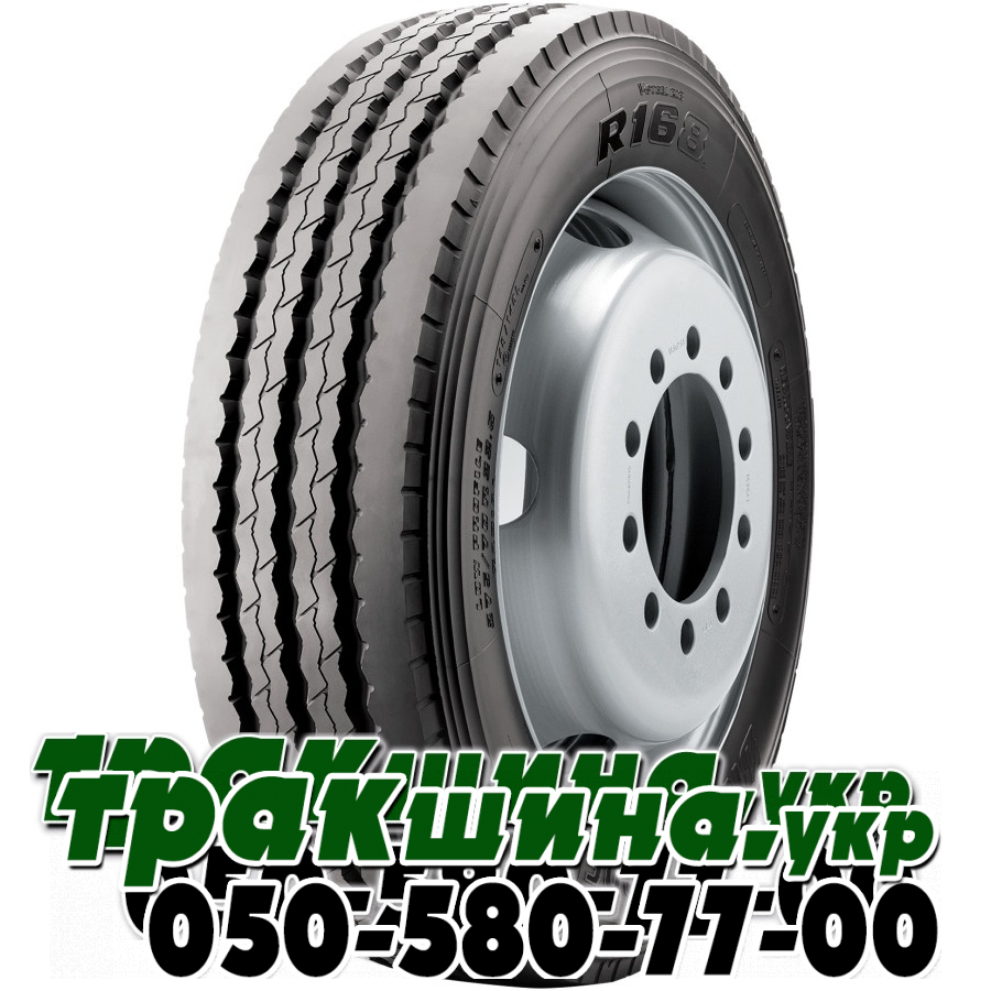 фото шины 215/75 R17.5 Bridgestone R168