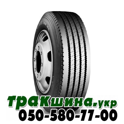 на фото показана прицепная шина на трал 235/75 R17.5
