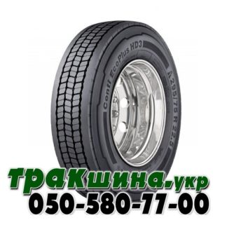 Continental HD3 Eco Plus 295/60 R22.5 150/147L ведущая  Изображение шины