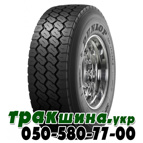 на фото показана шина Dunlop SP 282