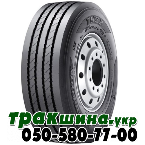 На фото шина hankook-th22