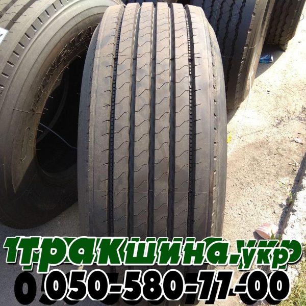 На фото показан пример протектора грузовой шины long march lm168