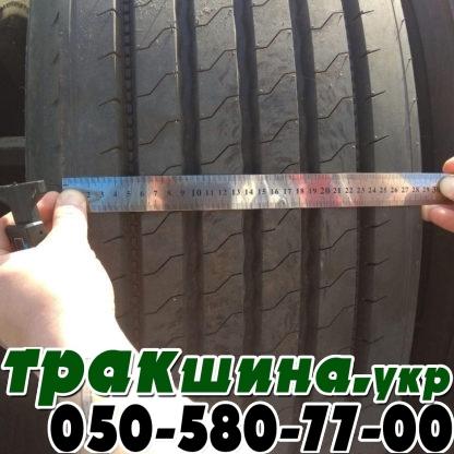 Ширина протектора шины Long March LM168 385/65r22.5