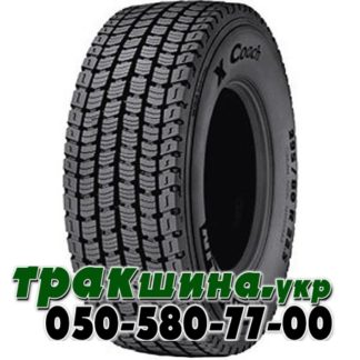 Michelin X Coach XD 295/80 R22.5 152/148M ведущая  Изображение шины