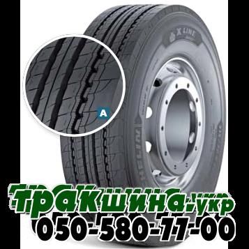 315/60R22.5 Michelin X Line Energy Z 154/150L рулевая