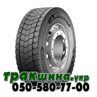 Michelin X Multi D 245/70 R19.5 136/134M ведущая  Изображение шины