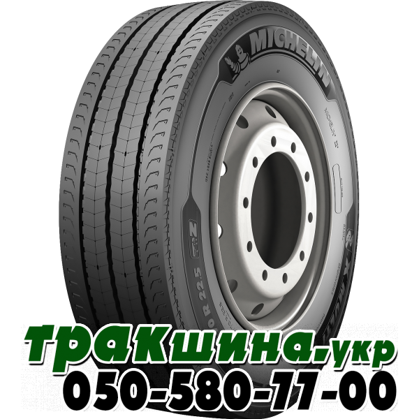 Michelin X Multi Z 265/70R17.5 140/138M руль
