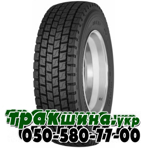 Michelin XDE2 245/70 R19.5 136/134M ведущая  Изображение шины
