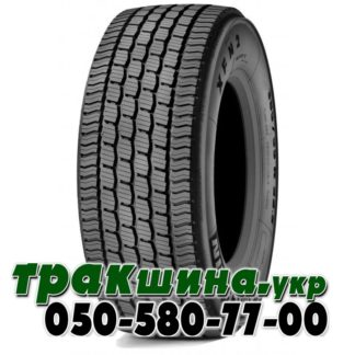 385/65R22.5 Michelin XFN2 Antisplash 158L рулевая  Изображение шины