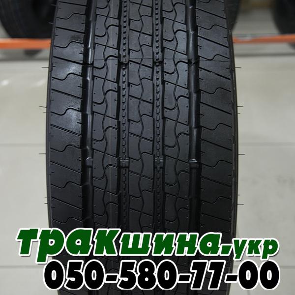 Рисунок протектора шины Triangle TR685 235/75 R17.5 143/141J 18PR рулевая