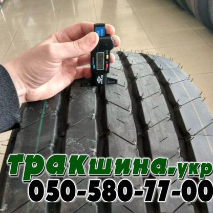 Глубина протектора шины Kormoran T 385/65 R22.5 160J прицепная