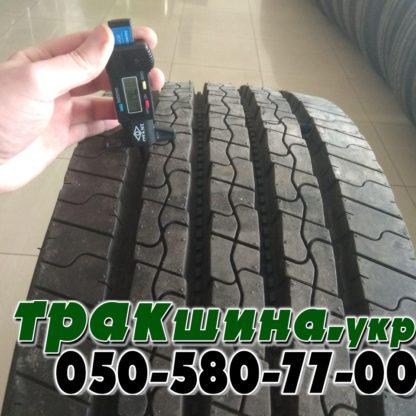 Глубина протектора грузовой шины Triangle TR685 315/70 R22.5