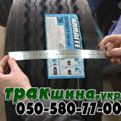 Фото ширины протектора шины 385/65 R22.5 Annaite 396