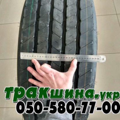 Ширина протектора шины Kormoran T 385/65 R22.5 160J прицепная