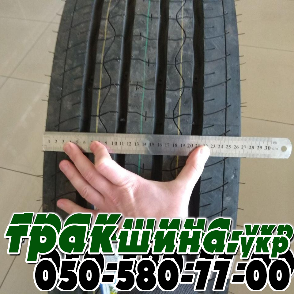 На фото шина tread-width-sailun-s629