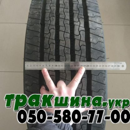 Ширина протектора грузовой шины Triangle TR685 315/70 R22.5