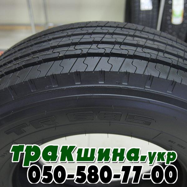 Боковина шины Triangle TR685 215/75R17.5 135/133L 16PR рулевая