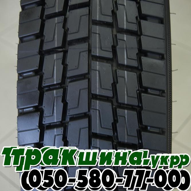 Рисунок протектора грузовой шины Triangle TRD06