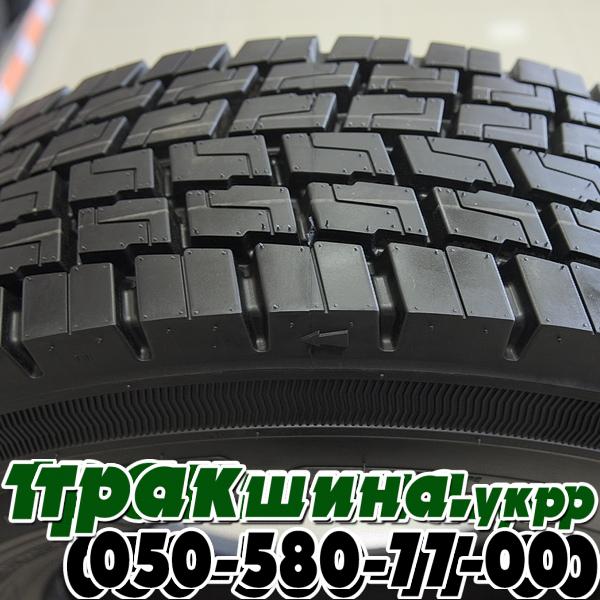 Фото боковины протектора грузовой шины Triangle TRD06