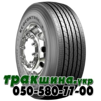 385/65R22.5 Fulda EcoControl 2 Plus 160K рулевая  Изображение шины