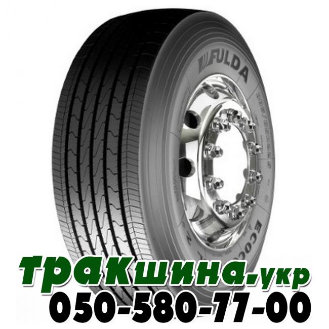 385/65R22.5 Fulda EcoControl 2 160K рулевая  Изображение шины