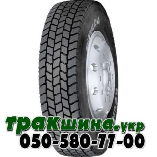 Fulda Regioforce 265/70 R19.5 140/138 M ведущая  Изображение шины