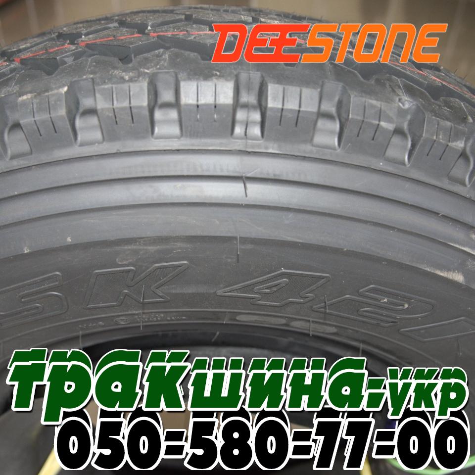 Фото боковины протектора грузовой шины Deestone SK421