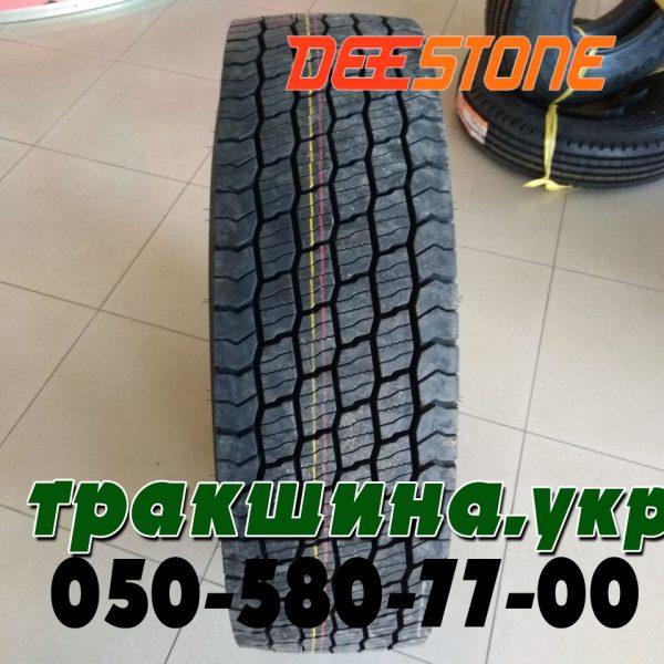 Рисунок протектора шины Deestone 295/80R22.5 SS433