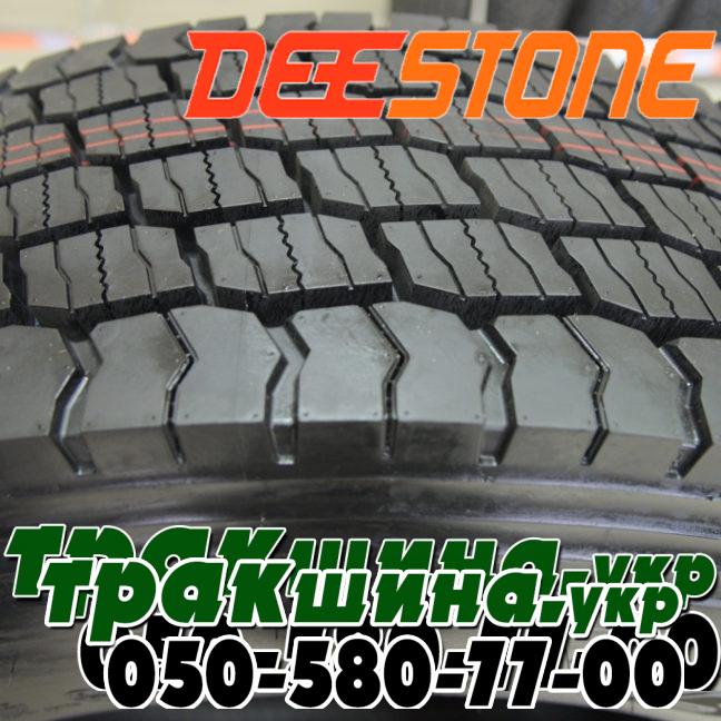 Фото боковины протектора шины Deestone SS433