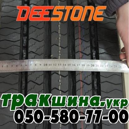 Фото ширины протектора протектора грузовой шины Deestone SV403