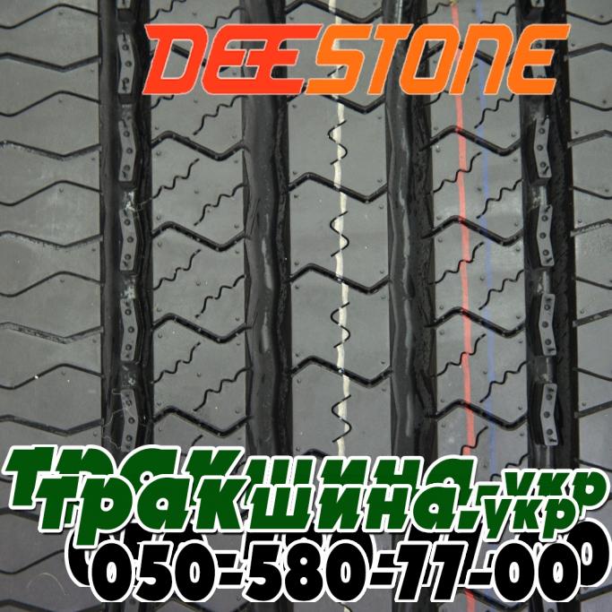 Рисунок протектора грузовой шины Deestone SV403