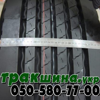 Фото ширины протектора шины Deestone-sw413 385/65 r22.5