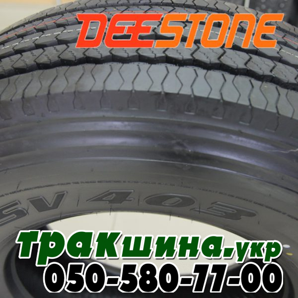 Фото боковины шины Deestone SV403 295/80 R22.5