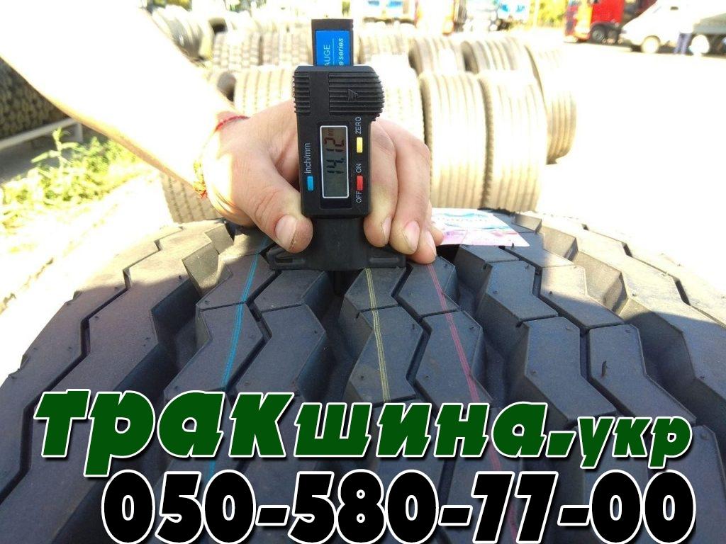 Фото протектора глубины шины 385/65 R22.5 Firemax FM07
