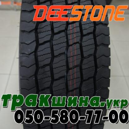 Рисунок протектора шины Deestone SS433