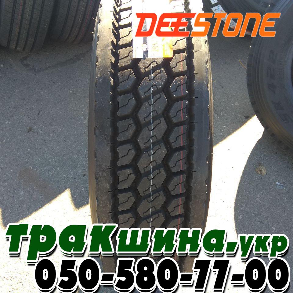 Фото протектора шины deestone sk422