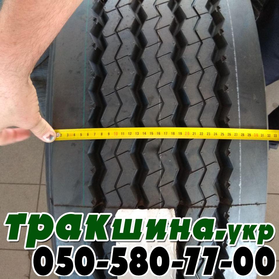 Китайская шина GT978 385/65R22.5 GT Radial 160L прицепная ось 4 дорожки (giti gt978+))